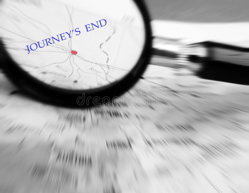 Download Journey End Concept Royalty Free Stock Photo - Image: 13282725