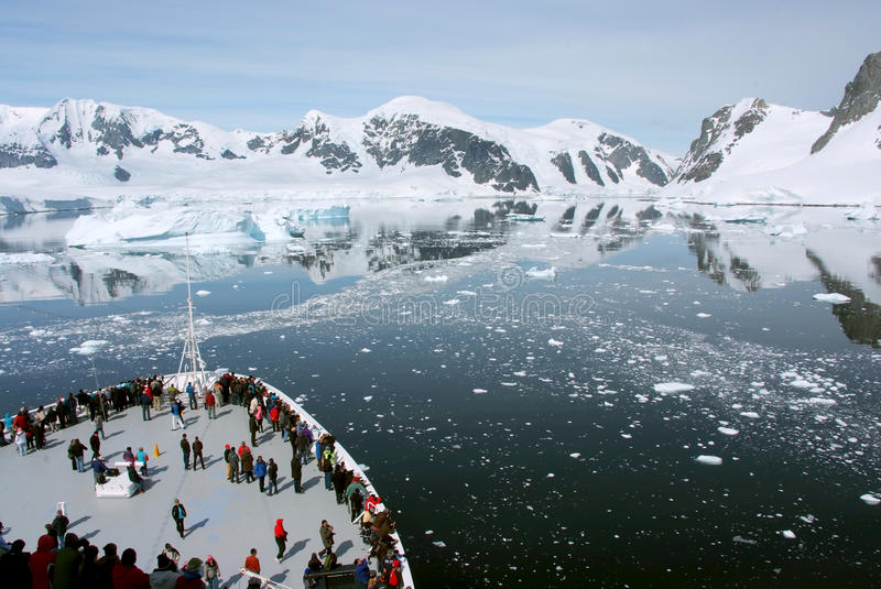 Download Journey to Antarctica editorial stock photo. Image of floating - 64445958