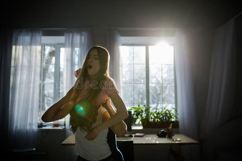 Jours calmes à la maison photos libres de droits