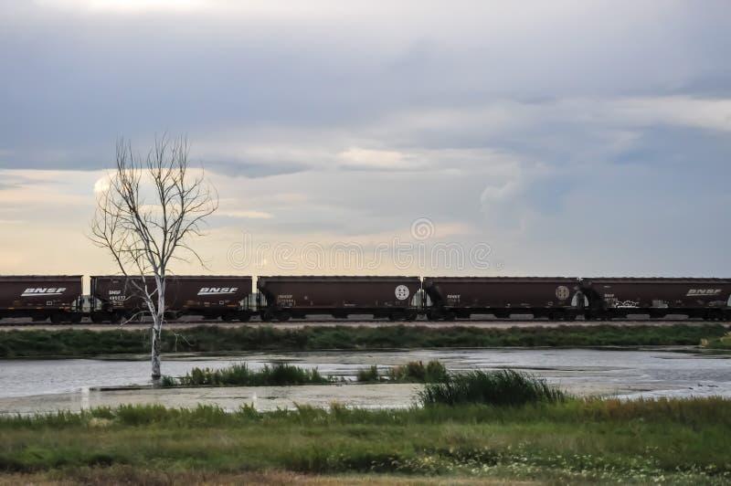 Jours du Dakota du Sud image libre de droits