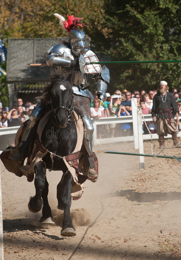 Download Jousting Champion Shane Adams Editorial Stock Photo - Image: 16473888