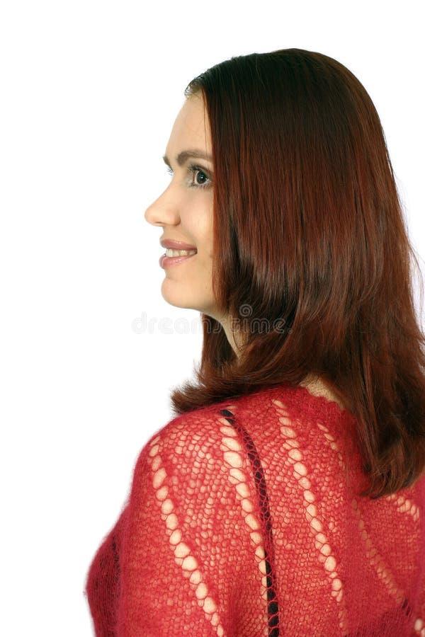 Jovem mulher imagens de stock