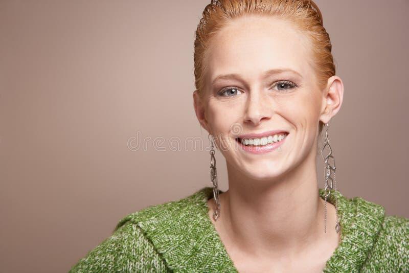 Jovem mulher bonita fotos de stock