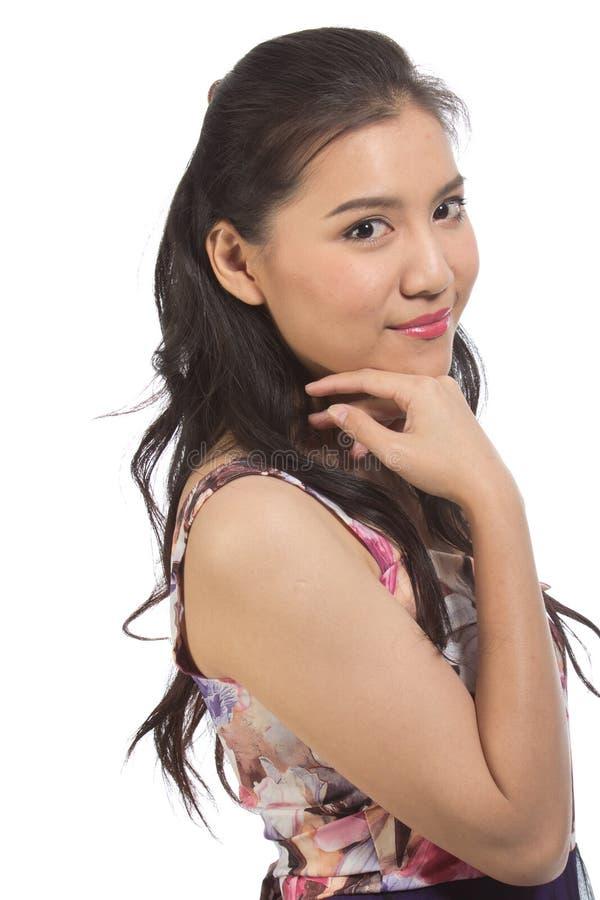 Download Menina Adolescente Asiática Foto de Stock - Imagem de oriental, modelo: 29839218
