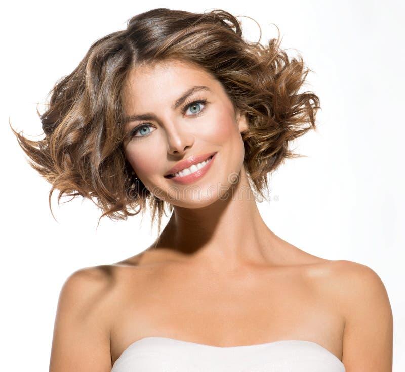 Jovem mulher da beleza imagens de stock royalty free