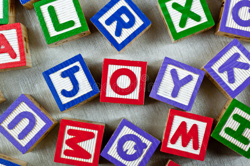 Download Joy stock image. Image of spelling, colorful, alphabet - 24376441