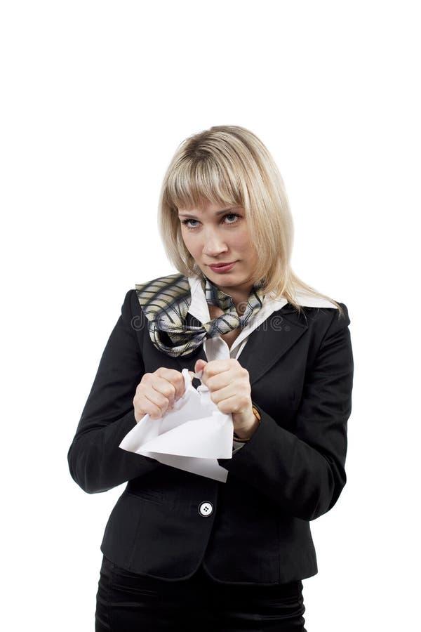 Download Joy businesswomen stock photo. Image of gray, anger, defeat - 12818324