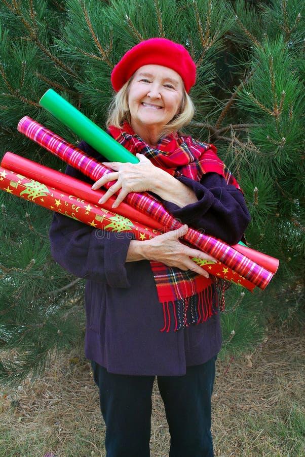 Download Joy of christmas. stock photo. Image of cheerful, women - 16819592