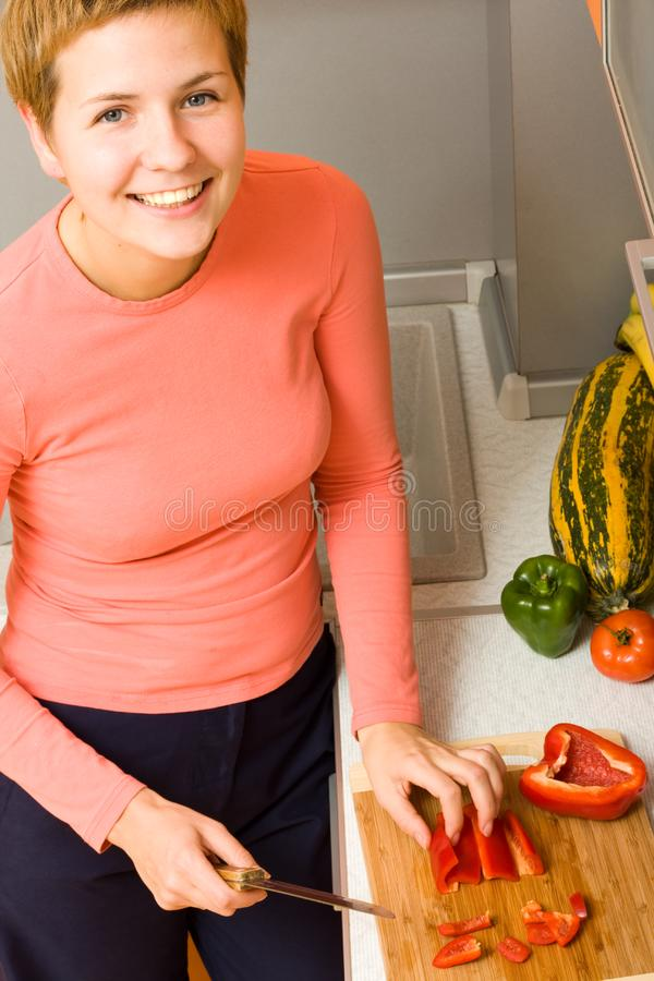 Joy of cooking stock images