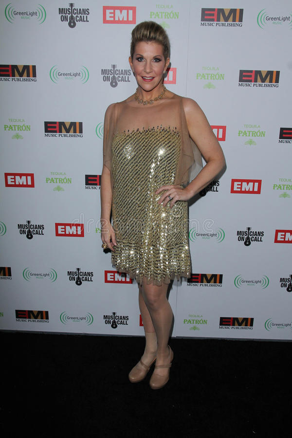 Download Joyce DiDonato At The EMI Music 2012 Grammy Awards Party, Capital Records, Hollywood, CA 02-12-12 Editorial Image - Image: 23475005