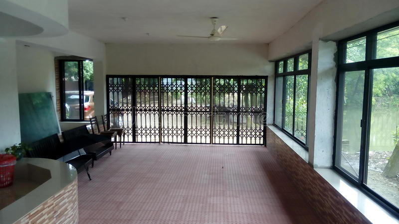 Joydebpur Banglobari 免版税库存图片