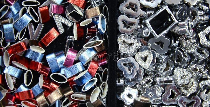 Joyería de las joyas imagenes de archivo