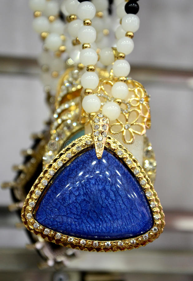 Joyería de las joyas imágenes de archivo libres de regalías