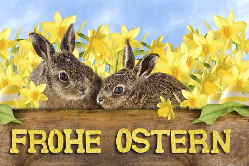 Joyeuses Pâques images stock
