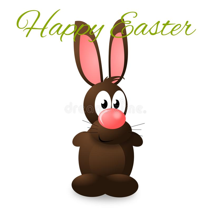 Joyeuses Pâques illustration stock
