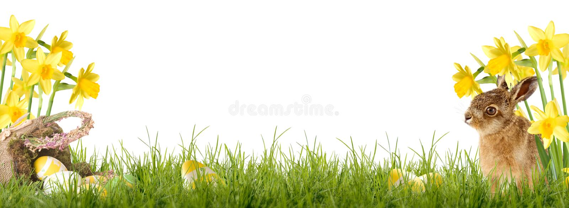 Joyeuses Pâques photo libre de droits