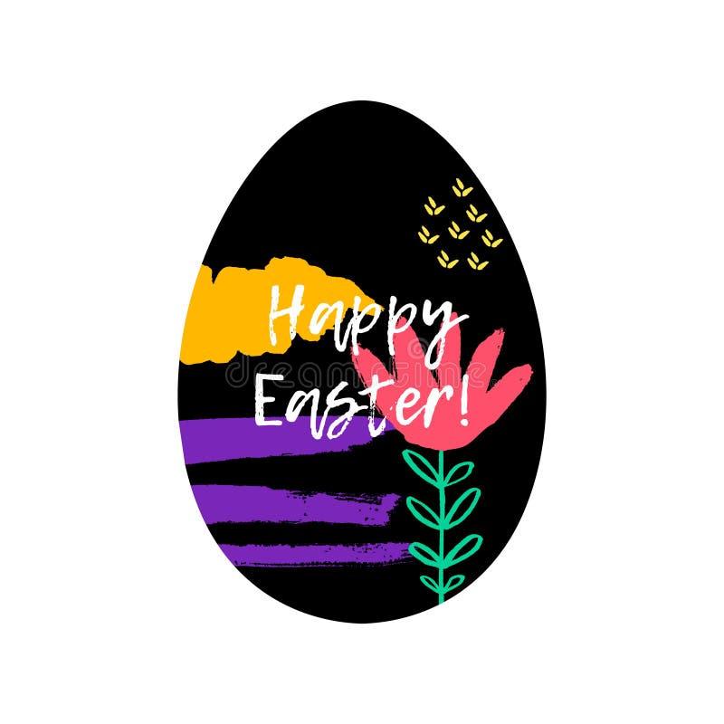 Joyeuses Pâques ! illustration de vecteur