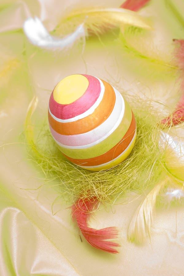 Joyeuses Pâques - oeufs image libre de droits