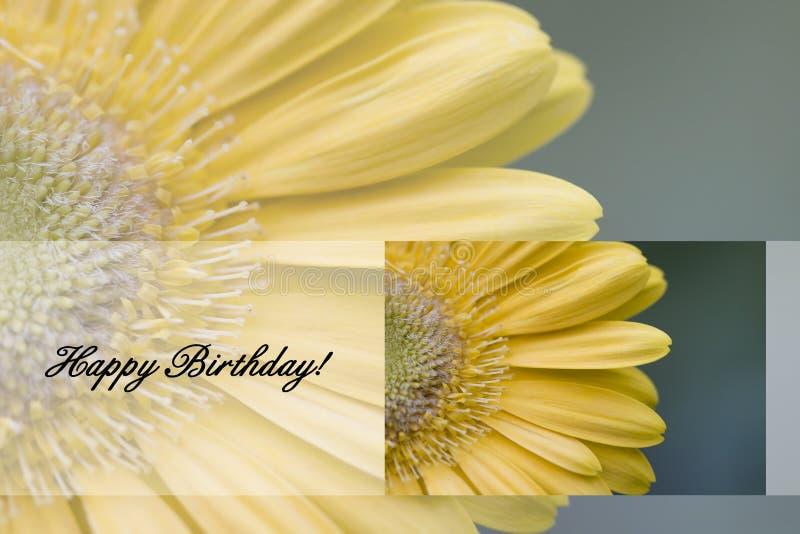 Joyeux anniversaire ! photo stock