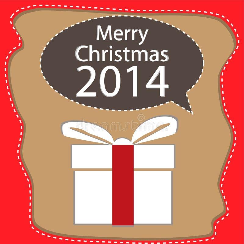 Joyeux Chrismas images stock