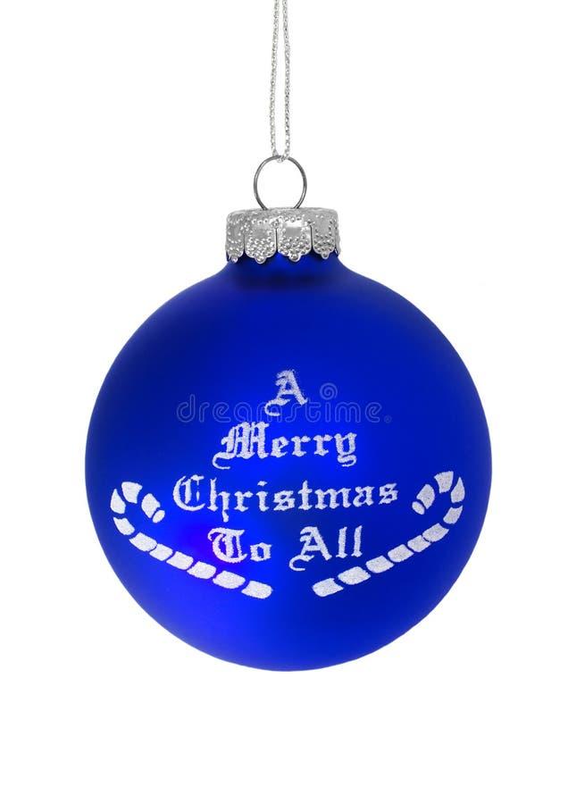 Joyeux Noël à tous images libres de droits