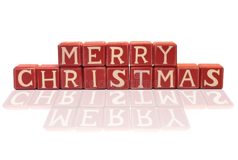 Joyeux Noël photographie stock