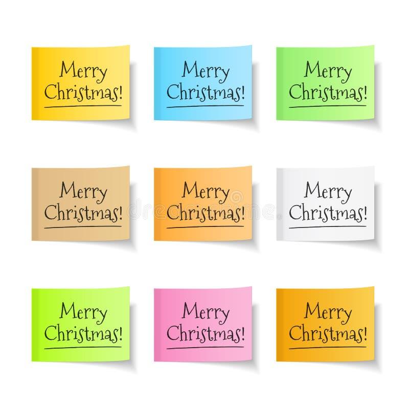 Joyeux Noël ! illustration de vecteur