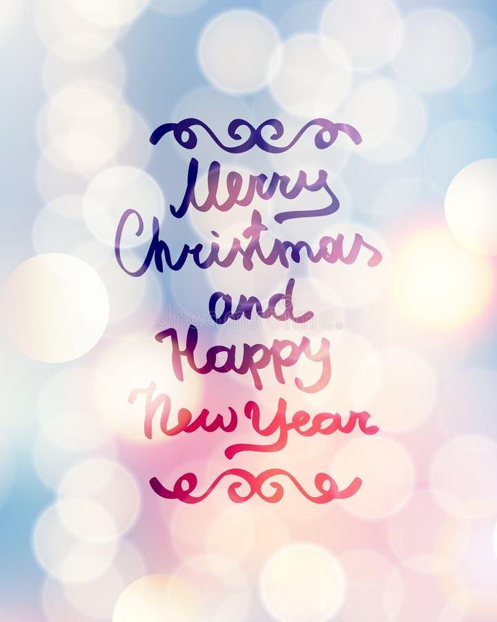 Download Joyeux Noël illustration de vecteur. Illustration du ornement - 45358171