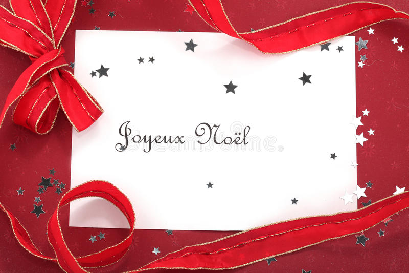joyeux noel στοκ φωτογραφίες