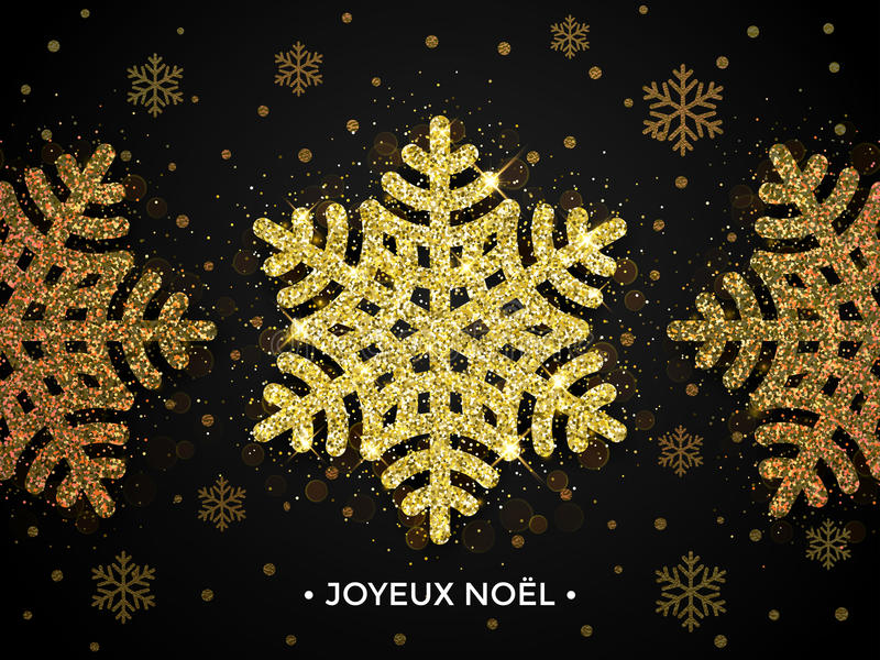 Joyeux noel french christmas greeting card stock illustration french christmas greeting card stock illustration illustration of pattern design m4hsunfo Images