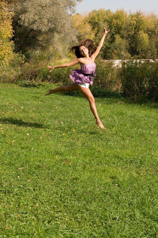 Download Joyful Girl Having Fun Royalty Free Stock Images - Image: 27160289