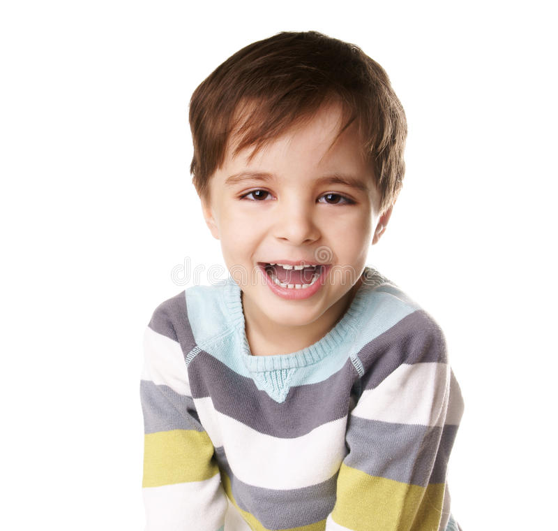 Download Joyful kid stock photo. Image of image, clothed, smiling - 18281932