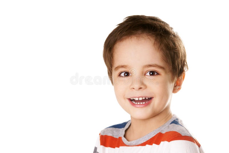 Joyful Kid Royalty Free Stock Photos