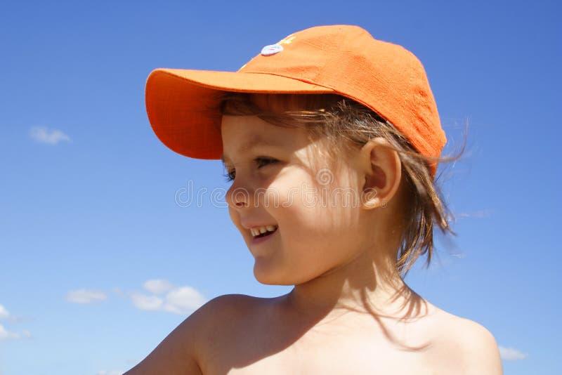 Download Joyful little girl stock image. Image of cheerful, nice - 13366371