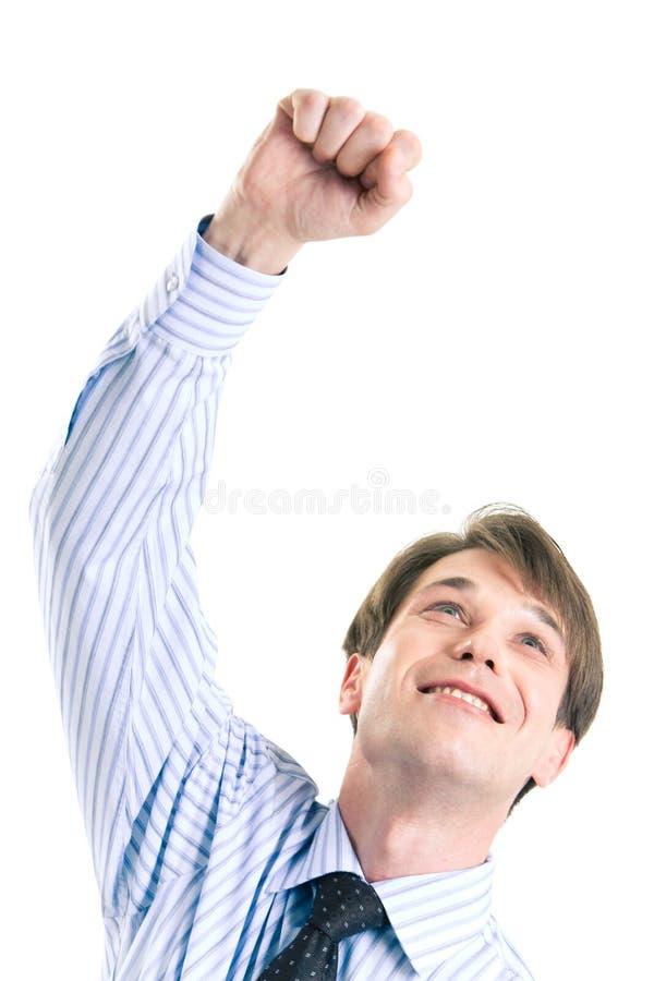 Download Joyful man stock image. Image of happy, businessman, expression - 5119785