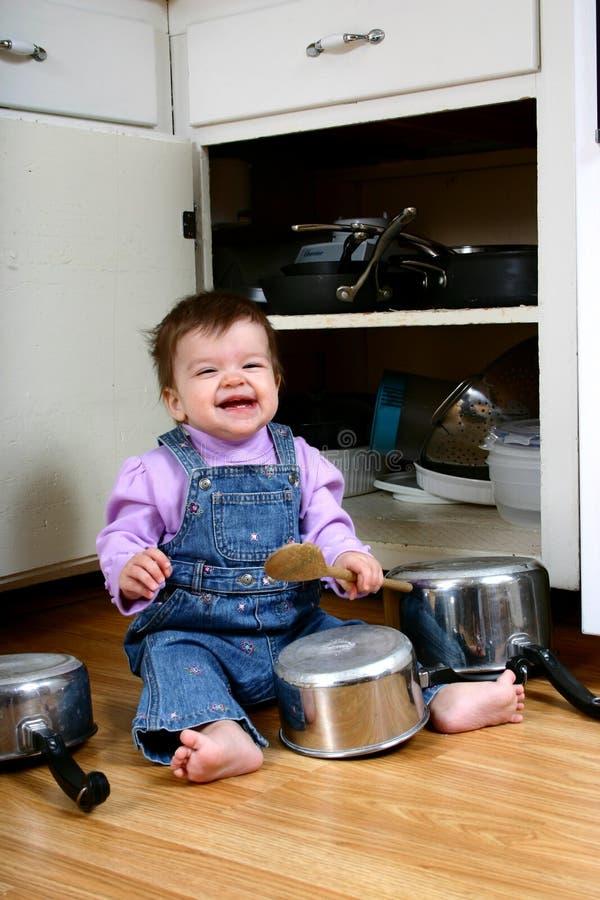 Download Joyful Noise 4 stock image. Image of baking, babies, baby - 1410513