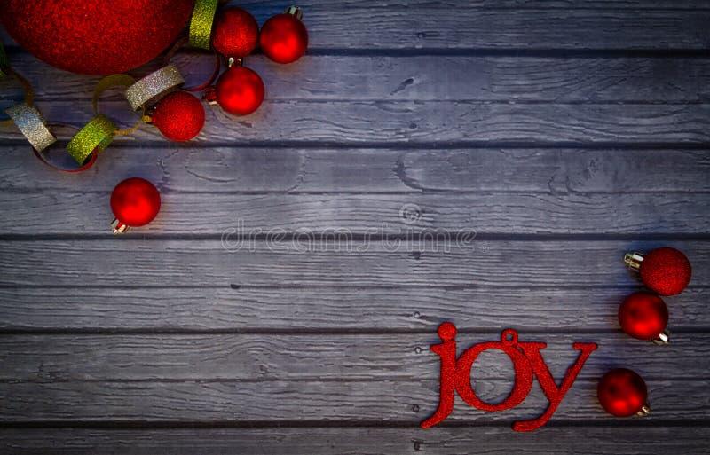 Joyful Ornaments royalty free stock photo