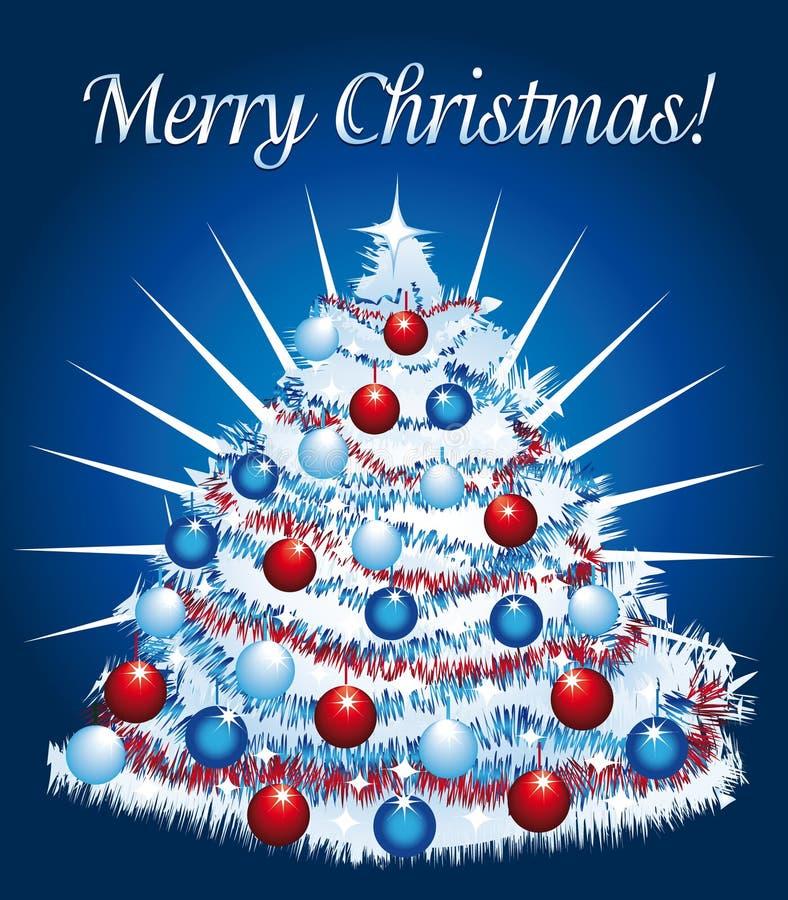 Download Joyful Snow Christmas Tree. Royalty Free Stock Photography - Image: 11900597