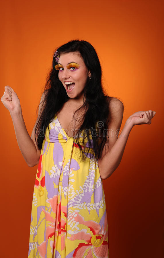 Download Joyful Teenager Royalty Free Stock Photo - Image: 15931585