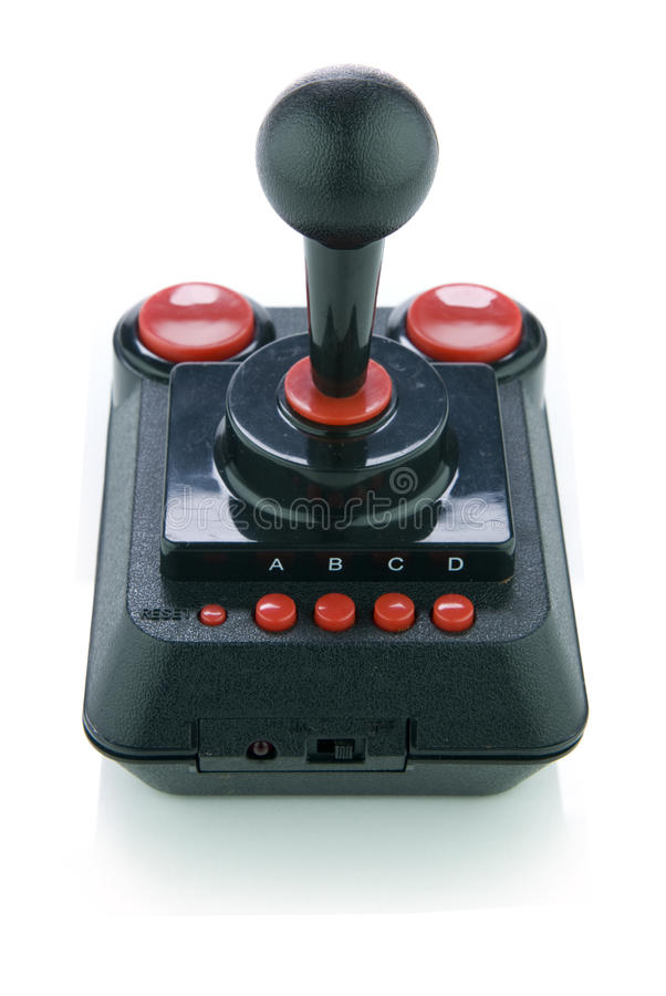 Download Joystick stock photo. Image of activity, isolated, technology - 22250768