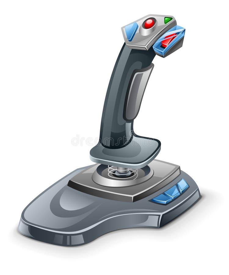 joystick royalty ilustracja