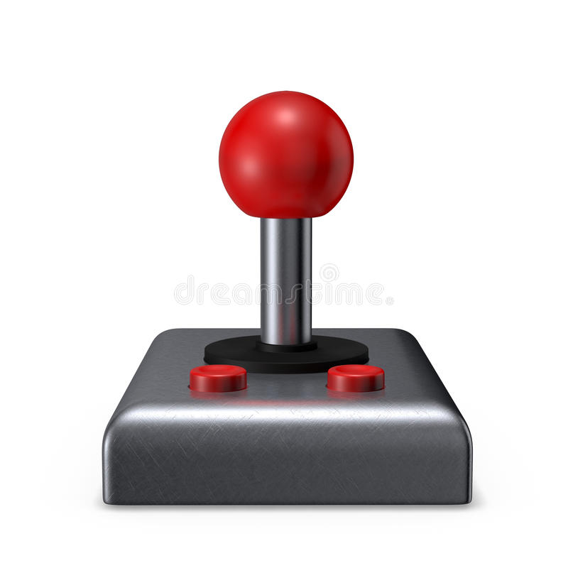 joystick illustrazione vettoriale