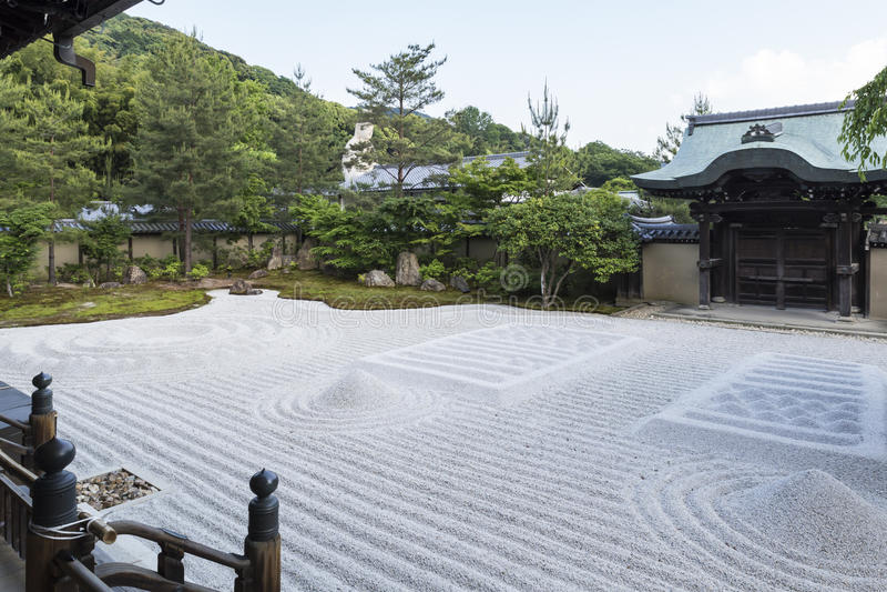 JP_Kyoto_Kodaiji-Tempel-5 стоковая фотография rf