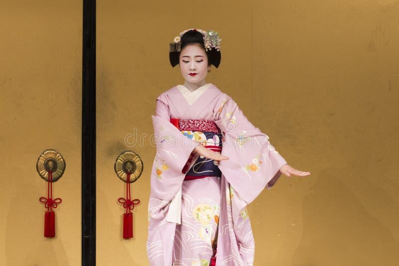 JP_Kyoto_Kulturausflug-17 fotografia de stock royalty free