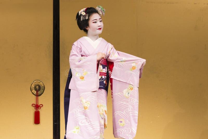 JP_Kyoto_Kulturausflug-31 imagem de stock royalty free