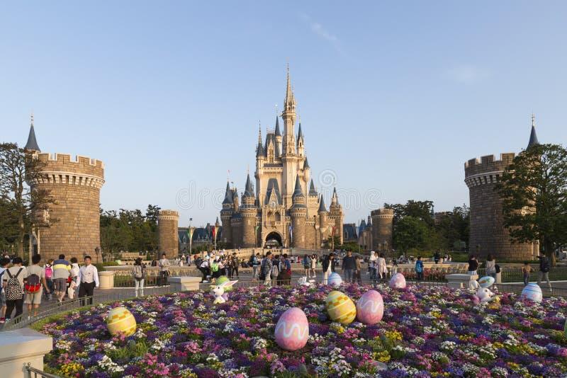 JP_Tokyo_Disneyland-23 免版税库存图片