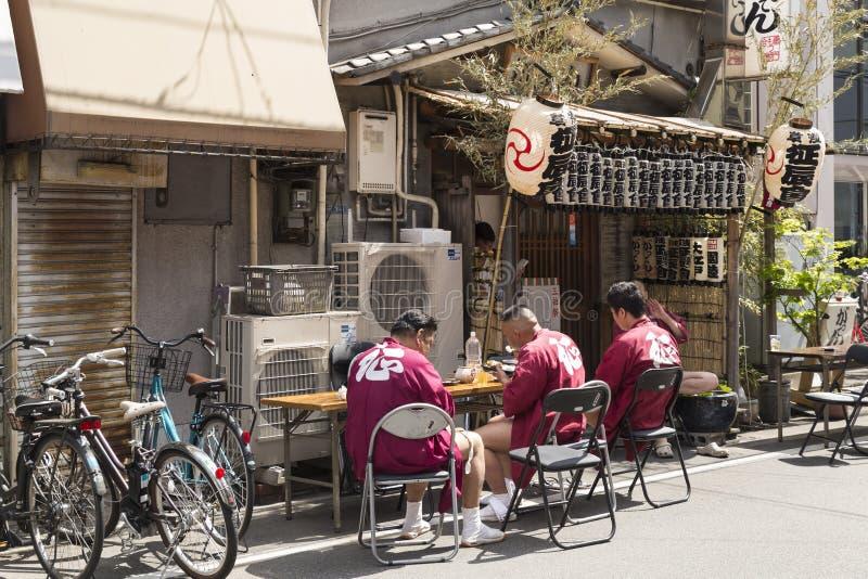 JP_Tokyo_Sanja_Matsuri_Asakusa-4 στοκ εικόνες με δικαίωμα ελεύθερης χρήσης
