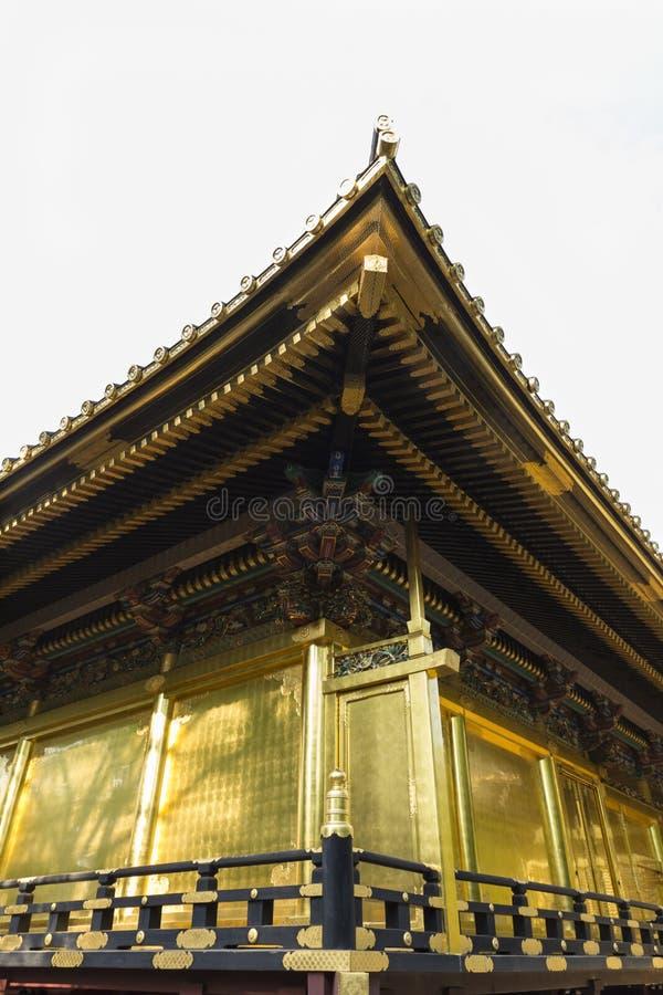JP_Tokyo_Toshogu_Shrine_Ueno-11 image stock