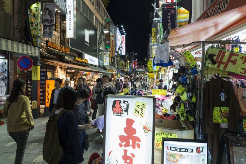 JP_Tokyo_Ueno-16 imagem de stock royalty free