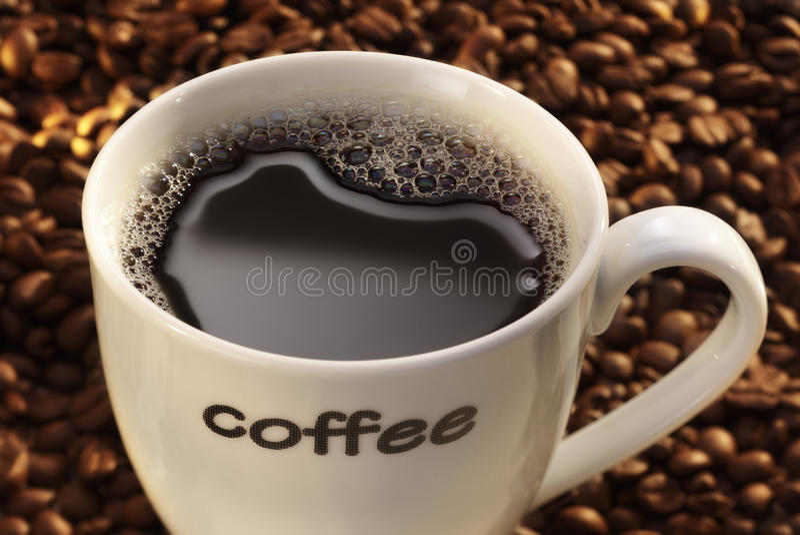 jpg kubek kawy obrazy stock